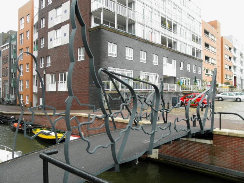 Dean dalton tours for Design bridge amsterdam